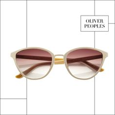 Oval Face: Oliver Peoples