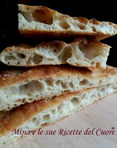 SCHIACCIATA AD ALTA IDRATAZIONE Salty Cake, Pizza, Bread, Food, Youtube, Crack Cake, Italian Cuisine, World Cuisine, Brot