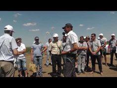 Продолжение дня поля в Кучеряво-Володимировке - YouTube