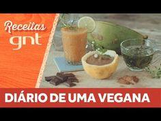 Receita de chá de orégano, suco para ressaca e mousse de chocolate   Alana Rox - YouTube