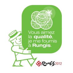 The Rungis Sticker is a sign of your status as a buyer in Rungis. It helps in spreading positive values about Rungis to your customers. North Face Logo, The North Face, Macarons, Positivity, Logos, Fruits And Veggies, Logo, Macaroons, Optimism