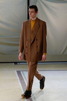 Lemaire | Menswear - Autumn 2017 | Look 9