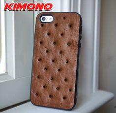 #iphone #case #cover #protector #iphone_case #plastic #design #custom #Ice_Cream #Sandwich
