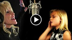 """10-year-old Jadyn Rylee took Dolly Parton fans by storm when her incredibly advanced performance of """"Jolene"""" lefts viewers with their jaws dropped and..."""