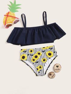 2020 New Tummy Control Swimwear Uk 2 Piece Swimwear Buy Bikini Swimwea – coothl Bathing Suits For Teens, Summer Bathing Suits, Vintage Bathing Suits, Cute Bathing Suits, Teenage Outfits, Teen Fashion Outfits, Girl Outfits, Swimsuits For Tweens, Cute Swimsuits