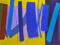 Five Blues by Wilhelmina Barns-Graham