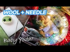 Our first video is dedicated to Star Wars. Toys of Baby Yoda will only be available from So we can't wait and made our own. If you are impatient too. Mandalorian, Happenings, Diy Baby, Felting, Plush, Star Wars, Shit Happens, Make It Yourself, Stars