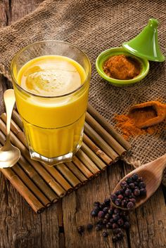 Turmeric 'Golden Milk' Is The Health Drink Trend You Need To Try