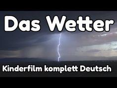 Learn German: Das Wetter - YouTube