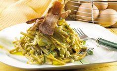 Sección Gourmet: Revuelto Gramajo