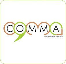 comma logo - Google 搜尋