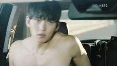 shirtless Ji Chang Wook is just…...