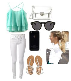"""""""My First Polyvore Outfit"""" by mff1102 ❤ liked on Polyvore"""