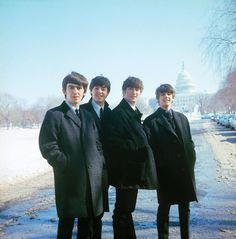 The Beatles 1964 in D.C.