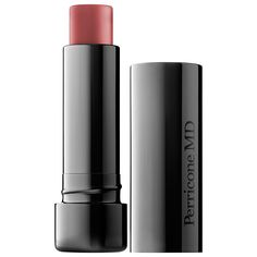 What it is:An antiaging lip treatment with SPF 15 designed to enhance lip contours and mimic the natural rosy color of youthful lips.  What it is formulated to do:No Lipstick Lipstick restores the natural rosy color of youthful lips while deeply no
