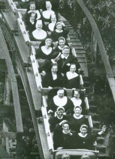 Being a nun can be fun