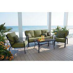 La-Z-Boy Outdoor's Karter seating set