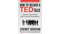 How to Deliver a TED Talk: Secrets of the World's Most Inspiring Presentations, revised and expanded new edition, with a foreword by Richard St. John and an afterword by Simon Sinek (Business Books) How to Deliver a Ted Talk Ted Talks, Nex York, How To Introduce Yourself, Improve Yourself, Good Books, Books To Read, Simon Sinek, Acceptance Speech, Presentation Skills
