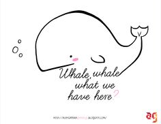 Whale, whale, what we have here?  No i co tu mamy? #doodlaki