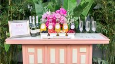 Get a killer bar with Crazy DIY drinks The ultimate guide for the Indian Bride to plan her dream wedding. Witty Vows shares things no one tells brides, covers real weddings, ideas, inspirations, design trends and the right vendors, candid photographers etc.  #inspiration #IndianWedding   Curated by #WittyVows - Things no one tells Brides   www.wittyvows.com