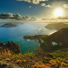 Colombier Lookout, St. Barts
