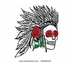 Red Rose and skull hand drawign graphic design vector art Aurora Music, Flower Vector Art, Skull Hand, Tattoo Graphic, Fashion Graphic Design, Shirt Print Design, Free Vector Graphics, Chinese Art, Graphic Prints