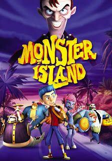 Baixando De Graça: Baixar - A Ilha dos Monstros - 2017