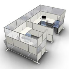 Office Cubicles Walls