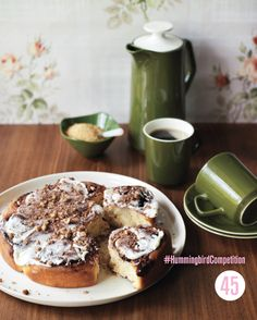 Chocolate Hazelnut Buns. Enter our #HummingbirdCompetition by March 6th, 2013 for a chance to win 1 of 3 free Home Sweet Home cookbooks. Rules and how to enter can be found here: www.facebook.com/...