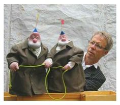 Norwich Puppet Theatre Via 育慧 莊