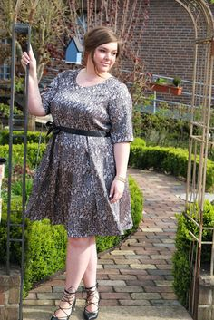 be real. be plus. - Plus Size Fashion Blog - deutsch und english: German Curves: Als Gast bei Hochzeit, Taufe & Co. | Plus Size Outfit