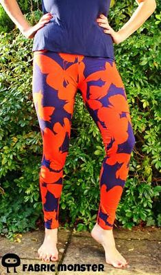Womens Leggings Tights Sewing Pattern PDF sewing pattern All Sizes Included: XS-XXL (sizes 0-22)   *INSTANT DOWNLOAD pattern - your sewing pattern will be emailed to you instantly after your payment is processed. No waiting! More time sewing! :) The Women's Leggings sewing pattern is one pattern you cannot live without! You can sew three lengths: modesty shorts, capri leggings or full length leggings and you can make them with or without ruffles with this one pattern! Sew them in solid…