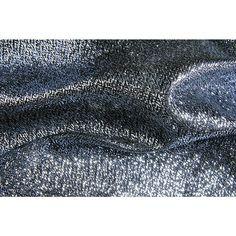 Glanzstoff Casino anthrazit, 308 cm breit