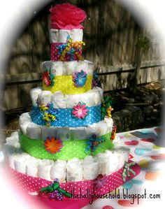 A Spring Baby Shower - Pictures and Ideas