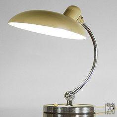"""Christian Dell table lamp """"6631"""" for Kaiser idell - 590 €"""