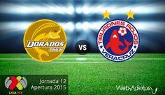 Dorados vs Veracruz, partido pendiente del A2015 ¡En vivo por internet! - http://webadictos.com/2015/11/10/dorados-vs-veracruz-ap2015-pendiente/?utm_source=PN&utm_medium=Pinterest&utm_campaign=PN%2Bposts