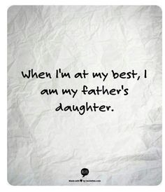 dad memorial tattoos for daughters Father Daughter Tattoos, My Father's Daughter, Father Daughter Quotes, Tattoos For Daughters, Tattoos For Dads, Tattoo For Parents, Dad Quotes, Quotes To Live By, Qoutes