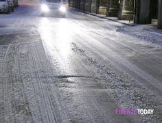 Toscana: #Rischio #ghiaccio su #colline di Chianti Valdarno Superiore e Mugello (link: http://ift.tt/2j4W92U )