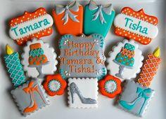 Birthday cookies -