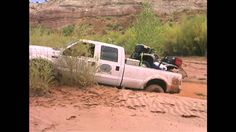 Ford Gets Stuck on the Henry Mountains - MossBack