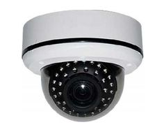 Infrared Vandal Resistant Dome camera  Features   IP-68 Water & Vandal-proof , Easy Twist and Lock Installation , High Resolution , 3-Axis Construction