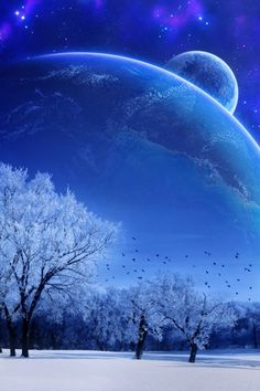 Neighbouring Planets