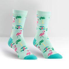 Florida Women's Crew Sock $11
