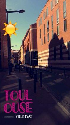 À deux pas du centre commercial St Georges en plein coeur de Toulouse #toulouse