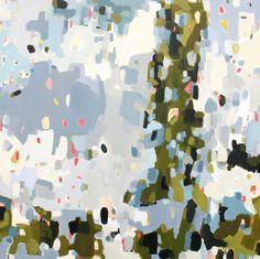 "Erin McIntosh, Placid, 48"" by 48"" on gallery wrap, $2000 via Gregg Irby Fine Art"