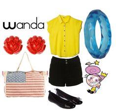 Wanda - Fairly Odd Parents