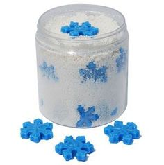 Glistening Snowflakes Potpourri recipe is available from Natures Garden Candle Making Supplies. Learn how to make homemade scented wax potpourri.