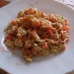Recette Salade de crudités Coleslaw par peg44 - recette de la catégorie Entrées