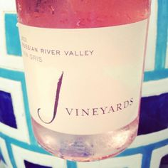 J Vineyards Vin Gris: Just loved this rosé – rich strawberry fruit and super refreshing ($20).