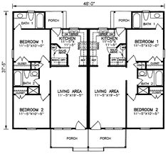 images about places to live on Pinterest   Duplex Plans       images about places to live on Pinterest   Duplex Plans  Floor Plans and House plans